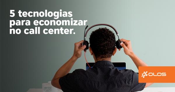 Gestão de custos call center