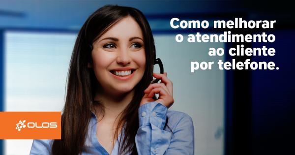 como melhorar o atendimento ao cliente por telefone