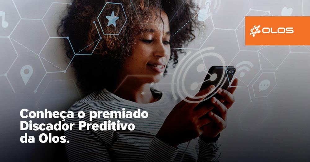 Discador Preditivo: Olos recebe Prêmio Consumidor Moderno em 2021